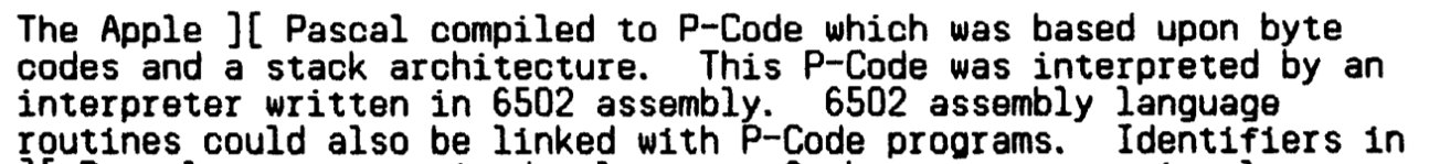 I wonder if Apple or UCSD wrote the 6502-based p-code interpreter. Anyone know? https://t.co/JpNiiabaP4