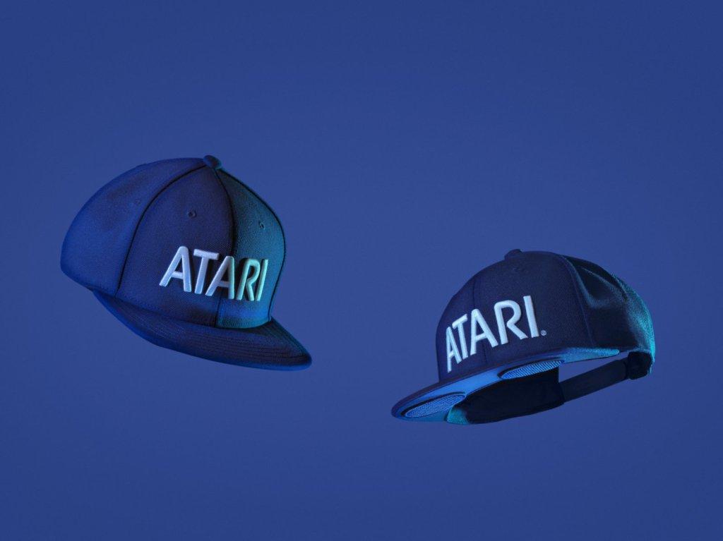 Atari's Speakerhat Is A Hat WithSpeakers https://t.co/RehKfeaxvT