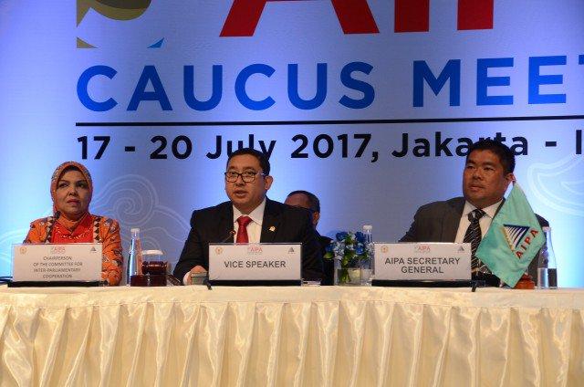 AIPA Caucus ke-9 Hasilkan Sejumlah Rekomendasi https://t.co/WyNJEWg4Wt...