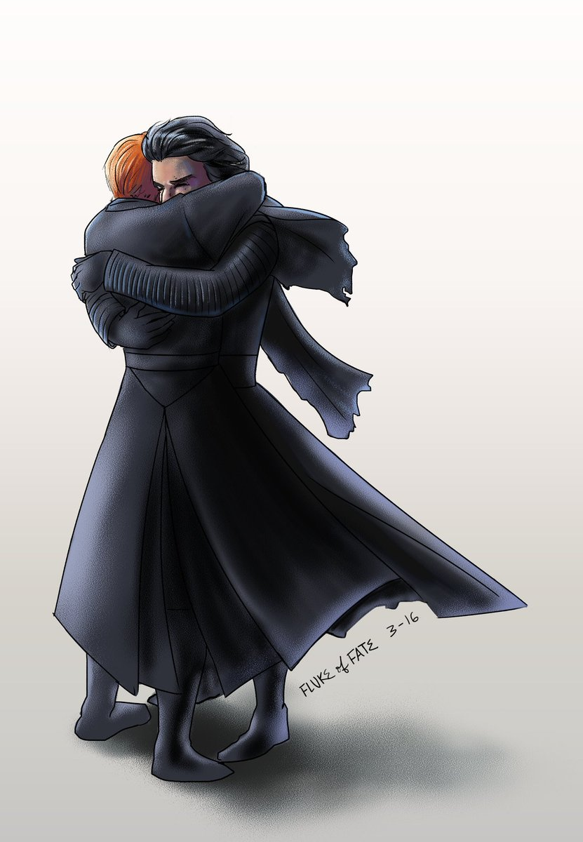 &quot; When The Light In Universe Fades, My Love For You Will Shine For All Eternity.&quot;  #ThursdayThoughts  Art- Fluke of Fate  @GenArmiRenHux<br>http://pic.twitter.com/9qSN5aZhHx
