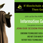 TODAY!! Join @AIIMIntl's #IG free #Virtual Event July 20th! #AI #Blockchain #IM #StarWars @ChiappeAndrea. ➡️➡️ https://t.co/0R81I1yBwE