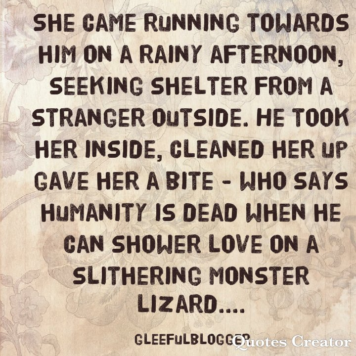 @gayatri_gadre  #TinyStory #Tiniature #microstories #trying #humanity https://t.co/NGCP6d5irM