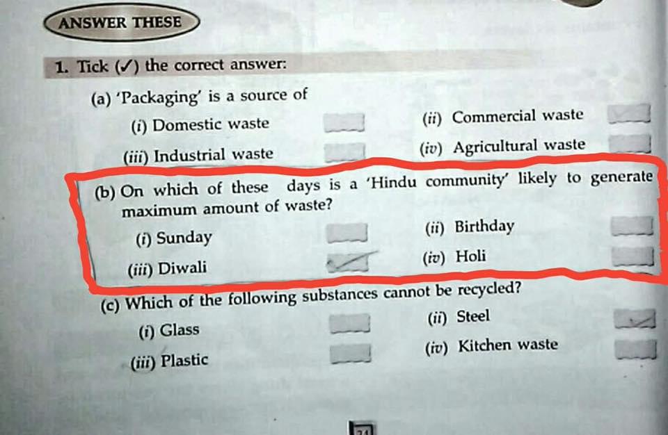 Thanks for maintaining this high standard of propaganda in our education system, @PrakashJavdekar