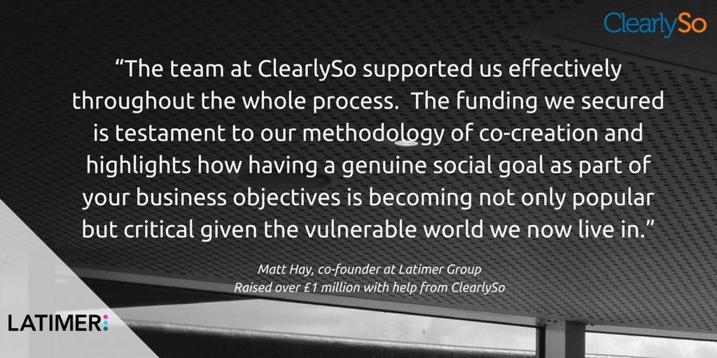 #FounderFeedback from Latimer Group    http:// ow.ly/UrpI30dJsw4  &nbsp;   #impinv <br>http://pic.twitter.com/z9nlt4fzz6