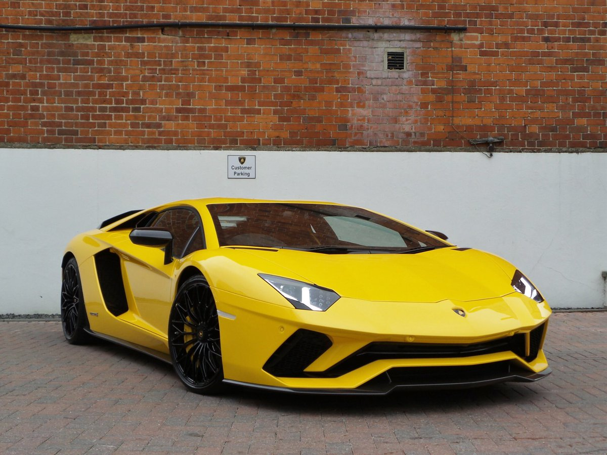 H R Owen Lamborghini On Twitter Aventador S For Sale