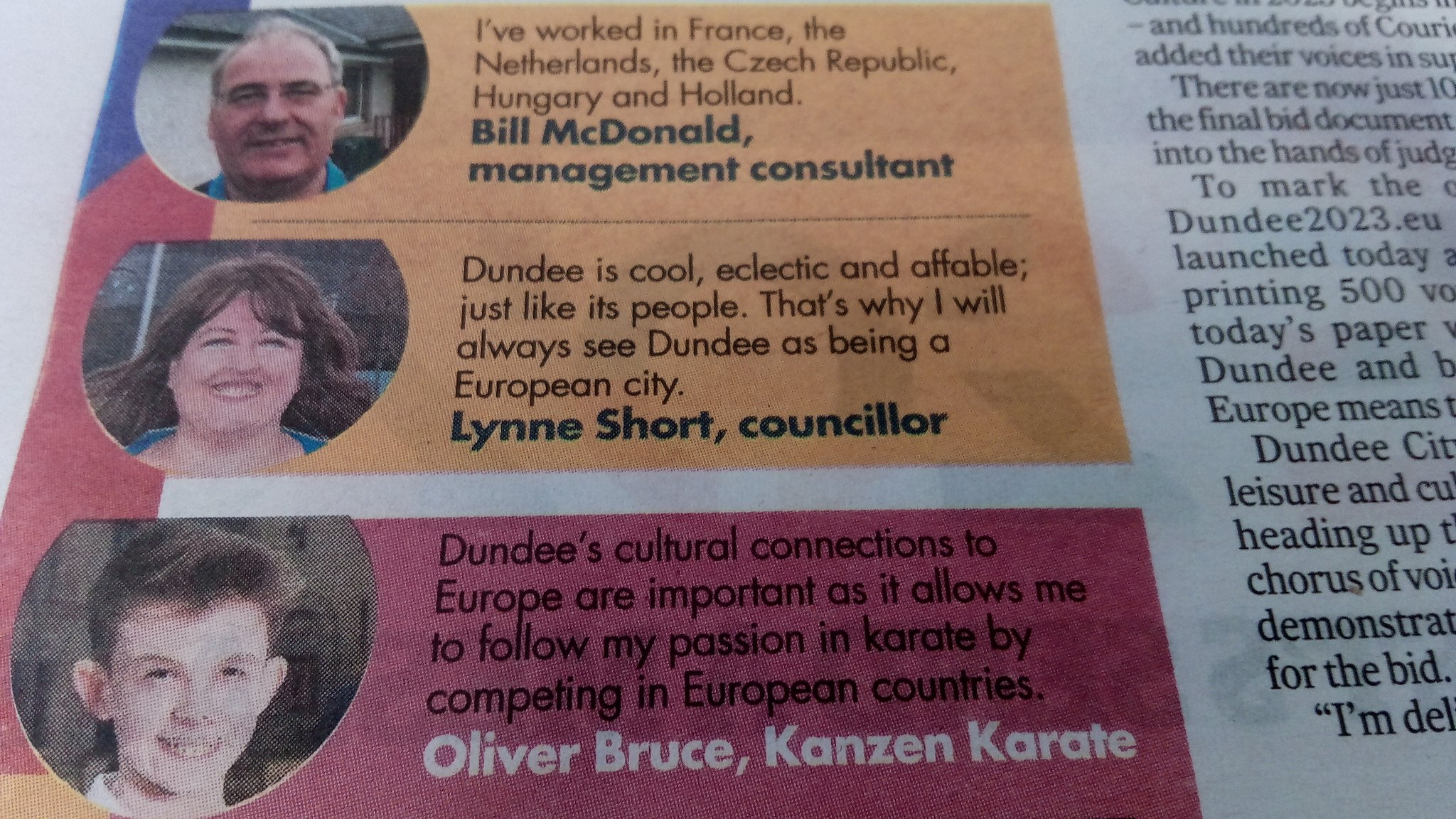 #dundee2023 Dundee is cool, eclectic & affable, just like its people.  That's why I will always see Dundee as being a European city! https://t.co/kHilKCyz5E