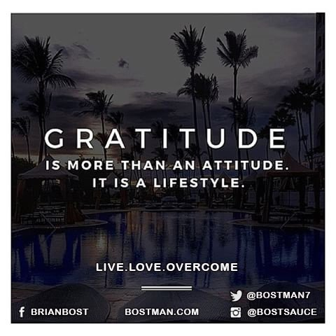 Today is an amazing day to start being #grateful  #ThursdayThoughts #gratitude #blessed #live #love #overcome #helpothers  @bostman7<br>http://pic.twitter.com/FGLPT5XqgS
