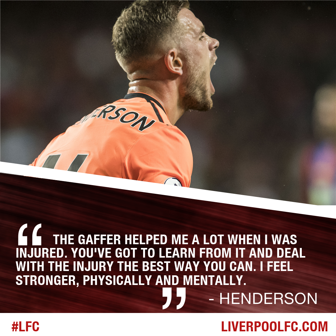 Positive #ThursdayThoughts from the captain. 💪 https://t.co/03RcL1EhW1