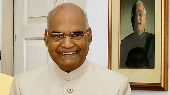 National Democratic Alliance (NDA) candidate Ram Nath Kovind has won #India's presidential election, the electoral committee announced Thurs