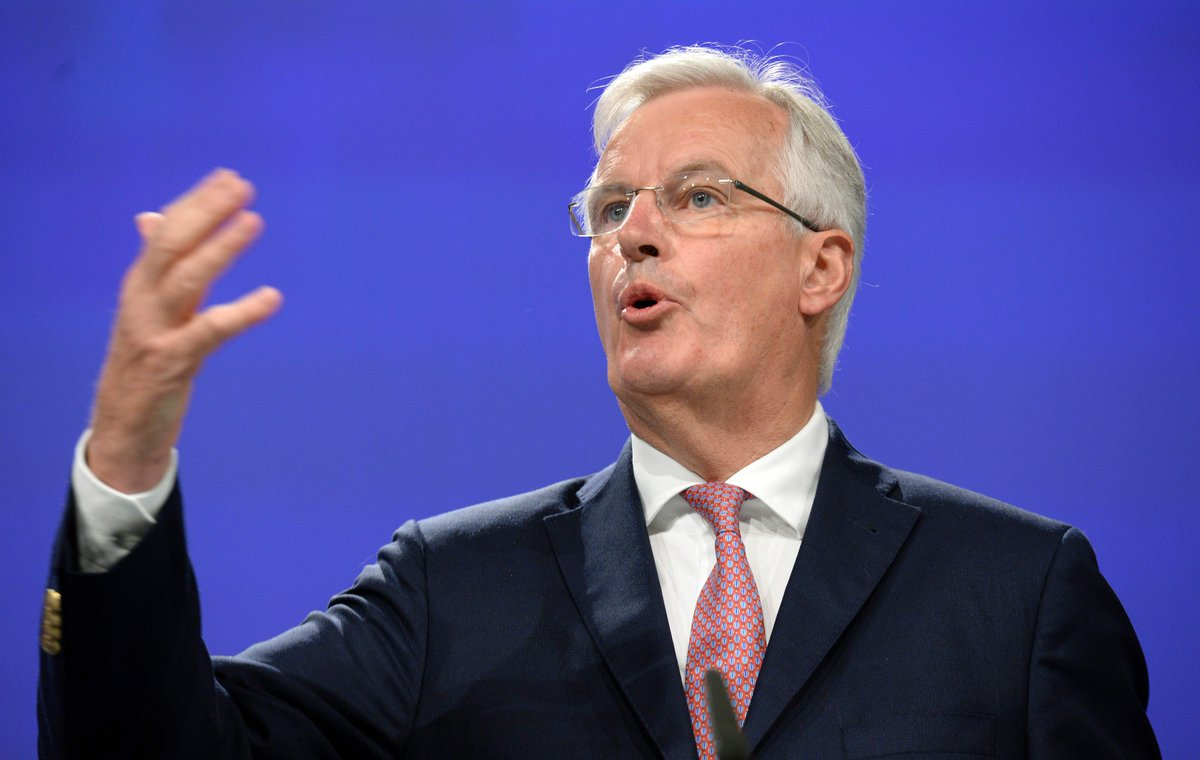 More detail needed in #Brexit talks about Good Friday Agreement impact, says EU chief negotiator Michel Barnier https://t.co/mAOciUP8ce