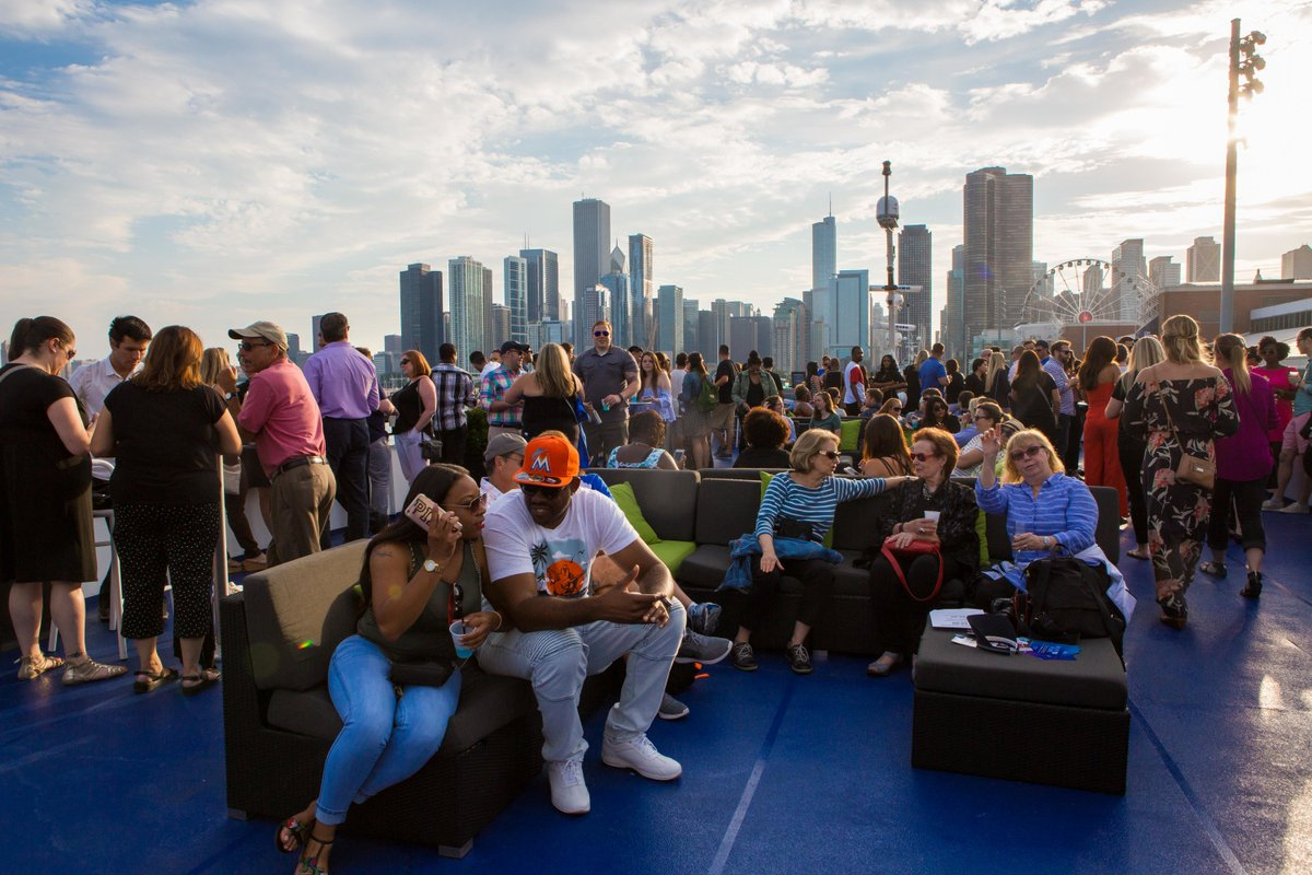 Check out our photos from Monday night's Sunet Sail Happy Hour https://t.co/02qKwLyLv4