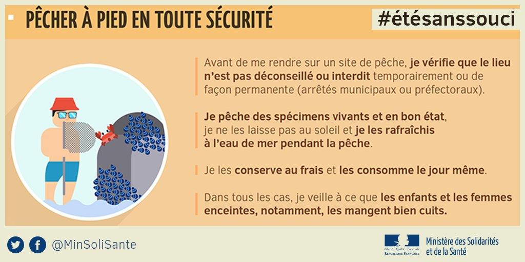 #EtéSansSouci #Loiret : Pêcher en toute sécurité. Suivez les conseils de .@MinSoliSante
