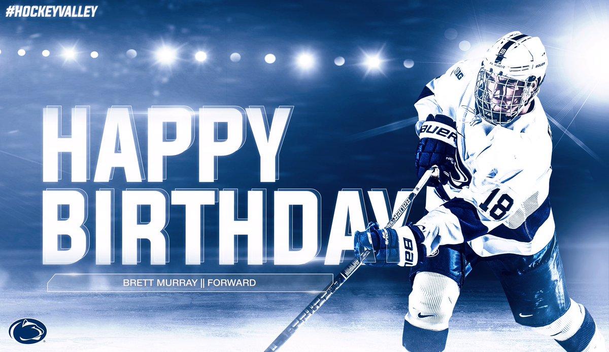 happy birthday hockey Penn State Men's Hockey on Twitter:
