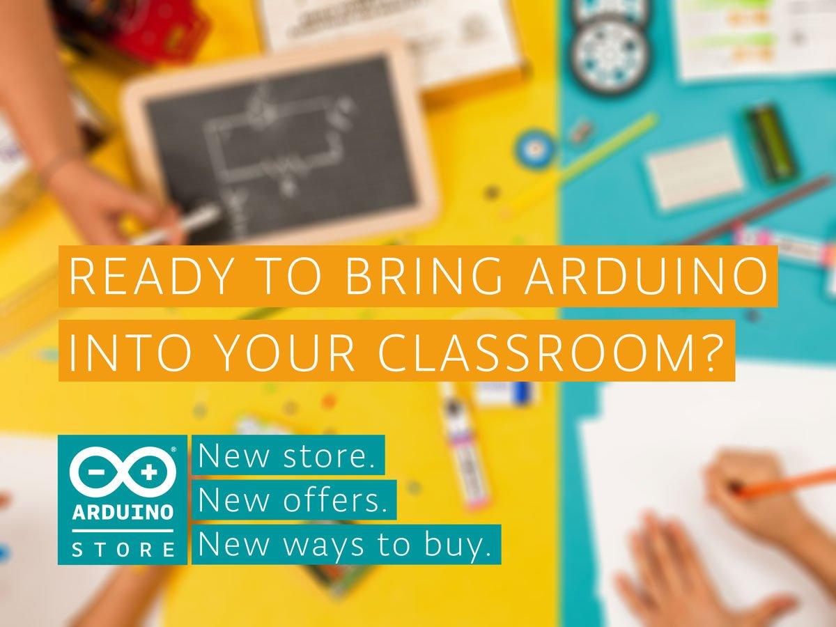 Arduino Education (@ArduinoEdu)   تويتر