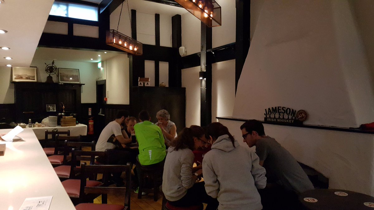 Intern Europe On Twitter Great Night At Kellys Cellars Yesterday Our Participants Enjoyed Some Beer And Irish Stew From Belfast During Their Quiz