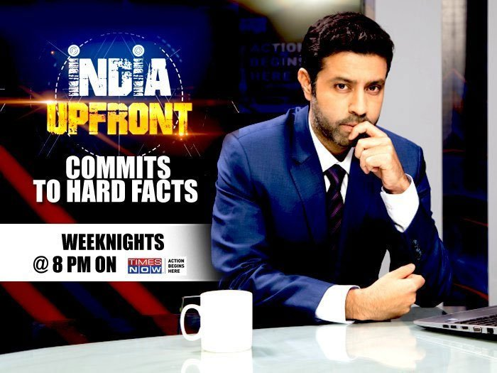 Stunning admission by NDA, Bofors case is still alive. Tweet your take with #BoforsIsAlive and join tonight's #IndiaUpfront at 8