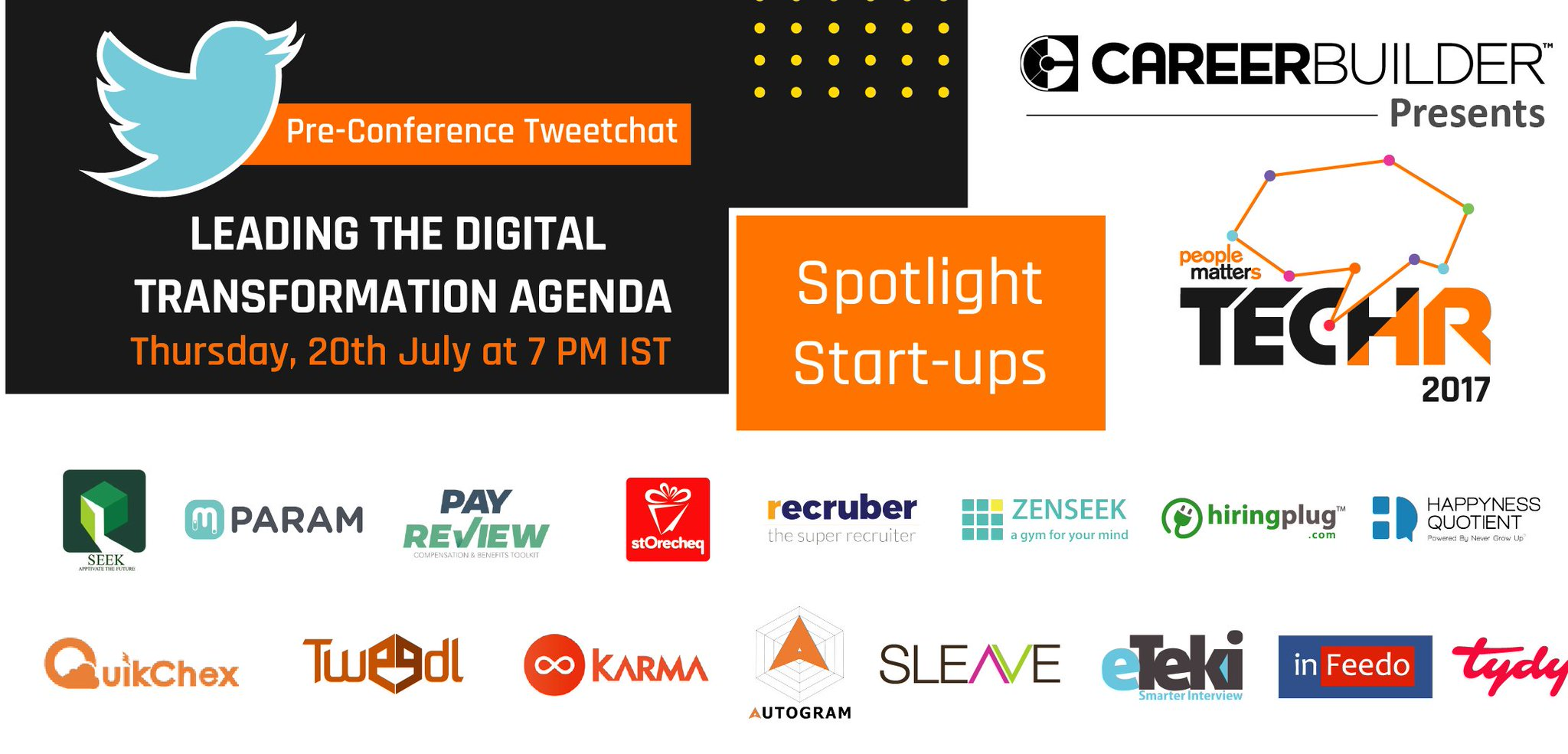 Thumbnail for TechHR 2017 Pre-conference Tweetchat