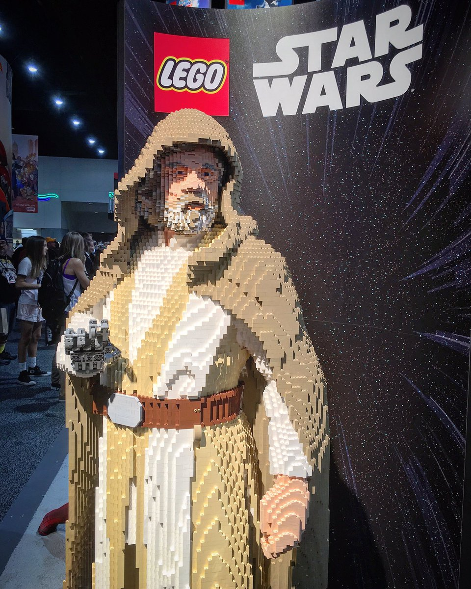 If the Jedi must end, can the Lego Jedi keep going? #Lego #Jedi #Vs #Live #Action #Jedi #Musings #At #SanDiego #Comiccon #SDCC #SDCC2017<br>http://pic.twitter.com/Y7xlMijCvP