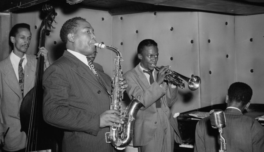 Hear 2,000 Recordings of the Most Essential Jazz Songs: A Huge Playlist for Your Jazz Education https://t.co/qIZgQZ1Wo3