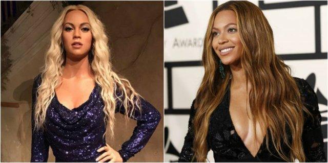 Fãs se revoltam com estátua de cera de Beyoncé 'branca' nos EUA https://t.co/FGpXNU65Cy  - via @Emais_Estadao