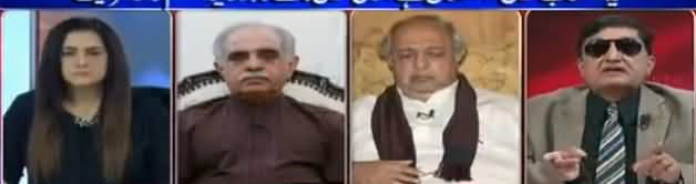 Tonight with Jasmeen  - 20th July 2017 - Wazir e Azam Ki Tanqeed thumbnail