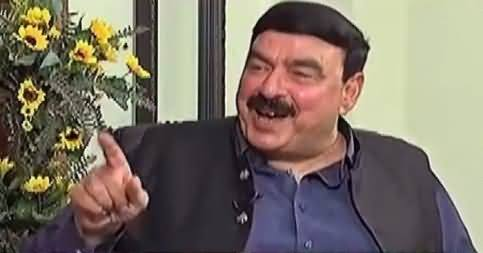 Ikhtilaf Rai  – 20th July 2017 - Sheikh Rasheed Exclusive Interview thumbnail