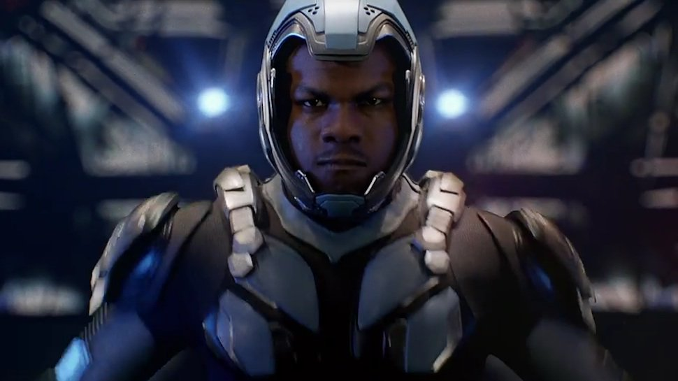#PacificRimUprising teaser asks you to be a Jaegar, but #JohnBoyega's...