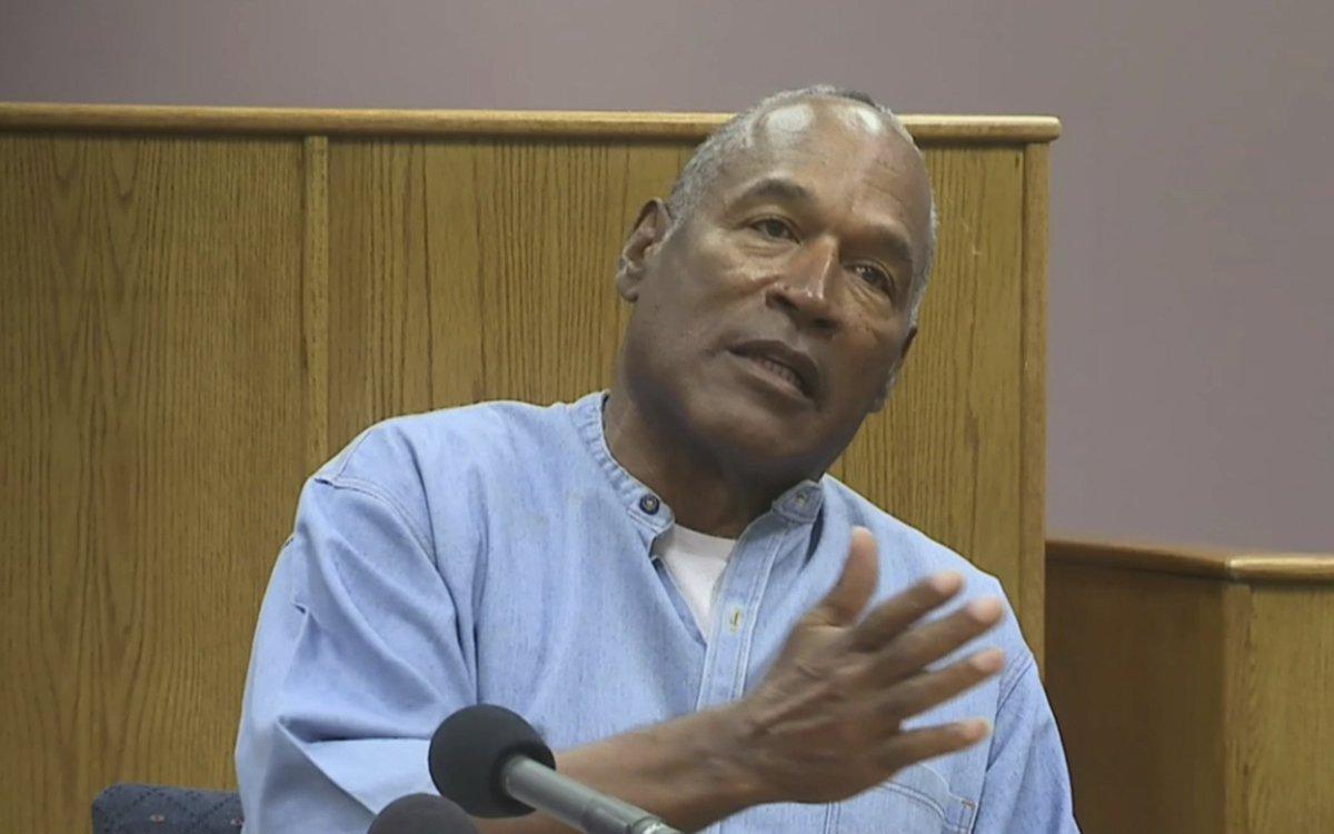 O.J. Simpson granted parole   #OJSimpsonParole #ojparole