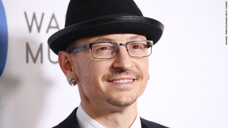 Linkin Park singer Chester Bennington had died at age 41, officials say. Death being treated a possible suicide https://t.co/cr5rQDbTfn