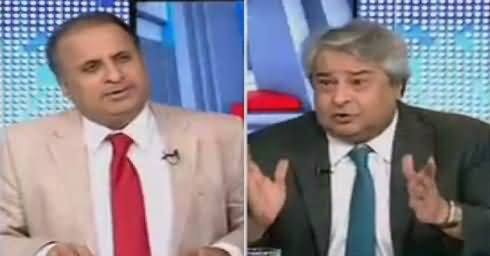 Muqabil – 20th July 2017 - Panama Case, Jali Documents thumbnail