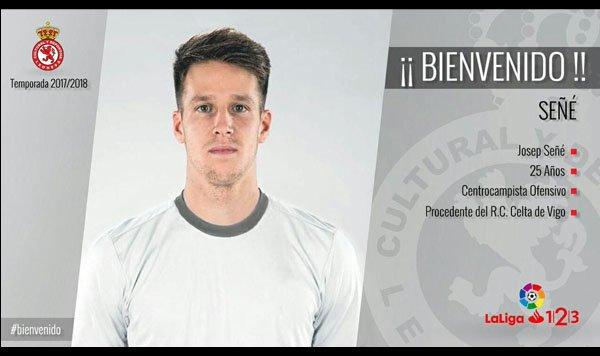 El #RCCelta hace oficial el traspaso de Señé a la CyD Leonesa  http://www. futbolfantasy.com/noticias/43745 -el-celta-hace-oficial-el-traspaso-de-sene-a-la-cyd-leonesa  … pic.twitter.com/piC08OjFBh