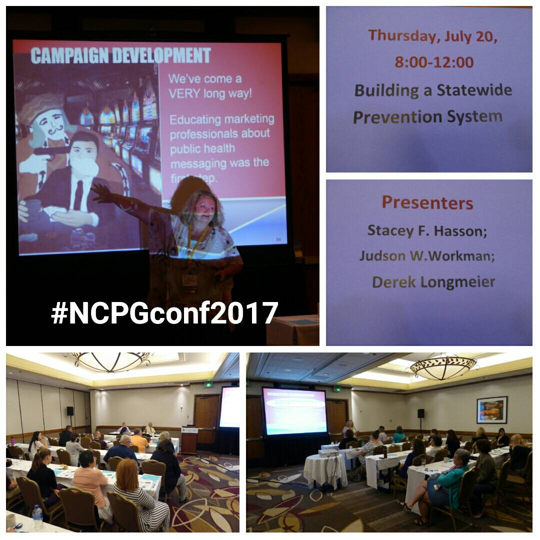 A full room of attendees learning about Building a Statewide Prevention System. #NCPGconf2017 #ncpg #problemgambling #respondiblegambling<br>http://pic.twitter.com/mGILTqzNxL