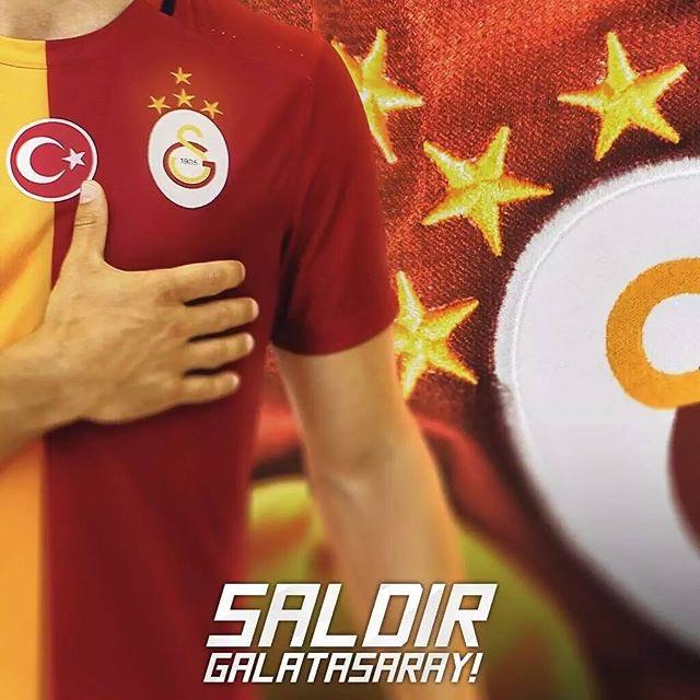 Galatasarayımıza, Östersunds karşısında başarılar diliyorum...  #Saldı...