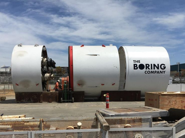 Elon Musk says he has a green light to build a NY-Philly-Baltimore-DC hyperloop https://t.co/rJBxkcYelj