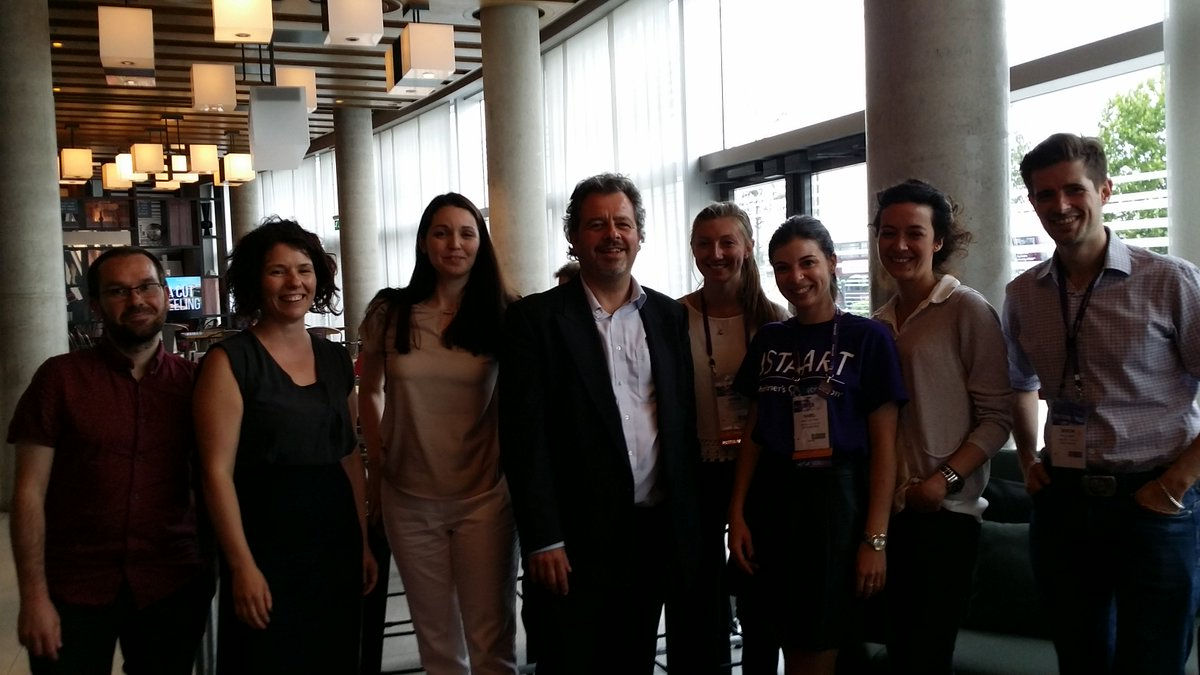 Clive and @ExeterMed had a great time at #AAIC2017, thanks all who support our research and great to learn from 1another to beat #dementia!<br>http://pic.twitter.com/ZCrSALz659