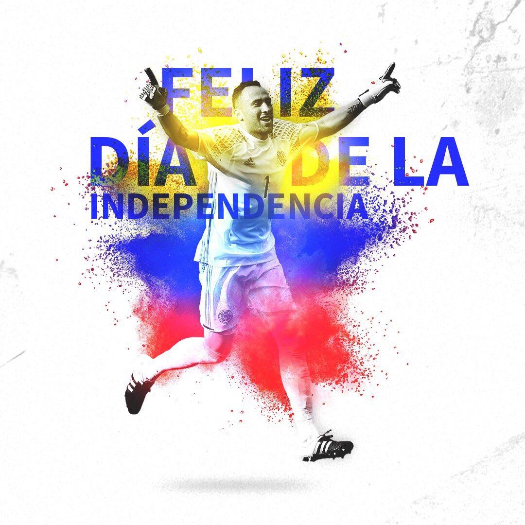 Orgulloso de ser Colombiano! 💛😍 #Felizdíadelaindependencia #20deJulio...