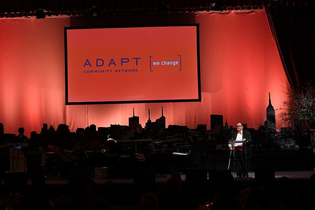 #QOTD from our CEO @EdMatthews16 &quot;We have to adapt to the world and the world has to adapt to #PWD.&quot;  http:// buff.ly/2uah2lz  &nbsp;  <br>http://pic.twitter.com/O16mCSepWO