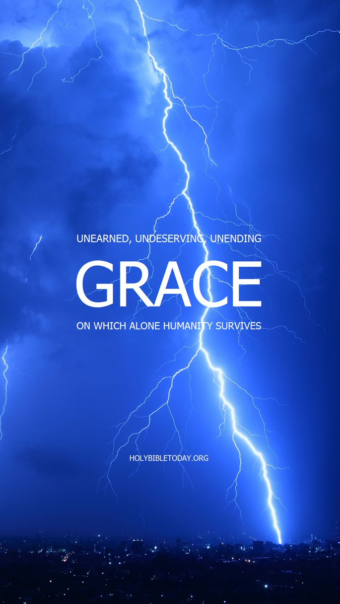#ThursdayThoughts  The #Jesus way of showering Grace into our lives will often be mysterious like lightnings.  #God #HolySpirit #Wallpaper <br>http://pic.twitter.com/fvWeNMA7qN