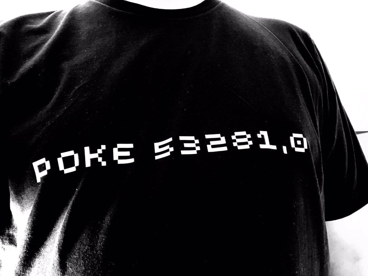 #c64 #retro #backinblack https://t.co/OtC6E0G3IB
