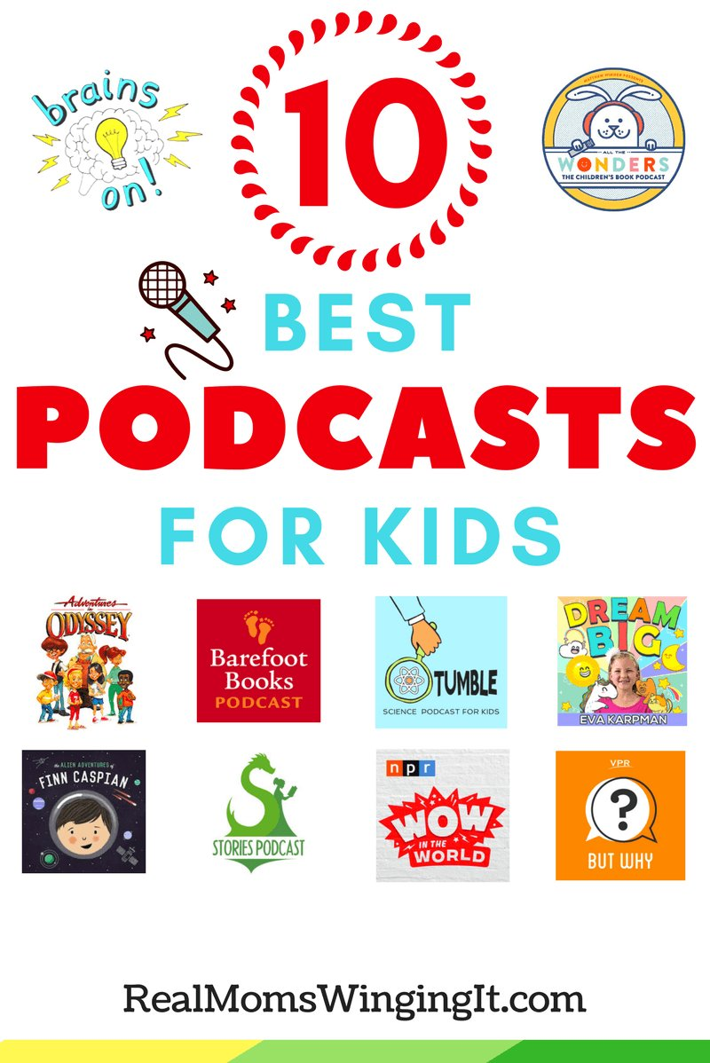 10 BEST PODCASTS FOR KIDS!  https:// goo.gl/pdtEj5  &nbsp;   #podcast #ChildrensBooks #reading #momlife #dadlife #learning #teach #homeschool<br>http://pic.twitter.com/3UwAcArKgo