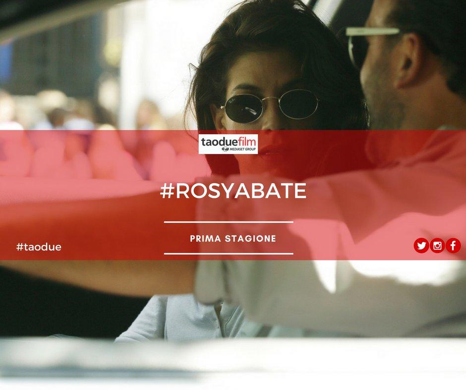 Rosy è pronta a tutto! #rosyabate #taodu...