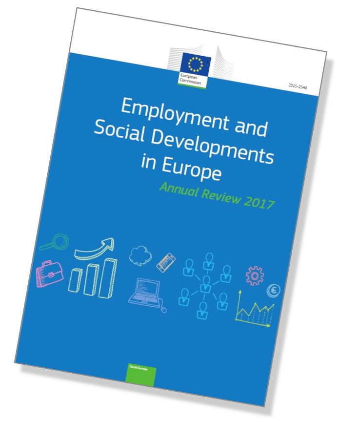 &quot;Employment and Social Developments in Europe - 2017&quot; (via @EU_Commission) ► http:// ec.europa.eu/social/BlobSer vlet?docId=18032&amp;langId=en &nbsp; …  #emploi #UE28 #ZoneEuro <br>http://pic.twitter.com/OvKzQNpnaL