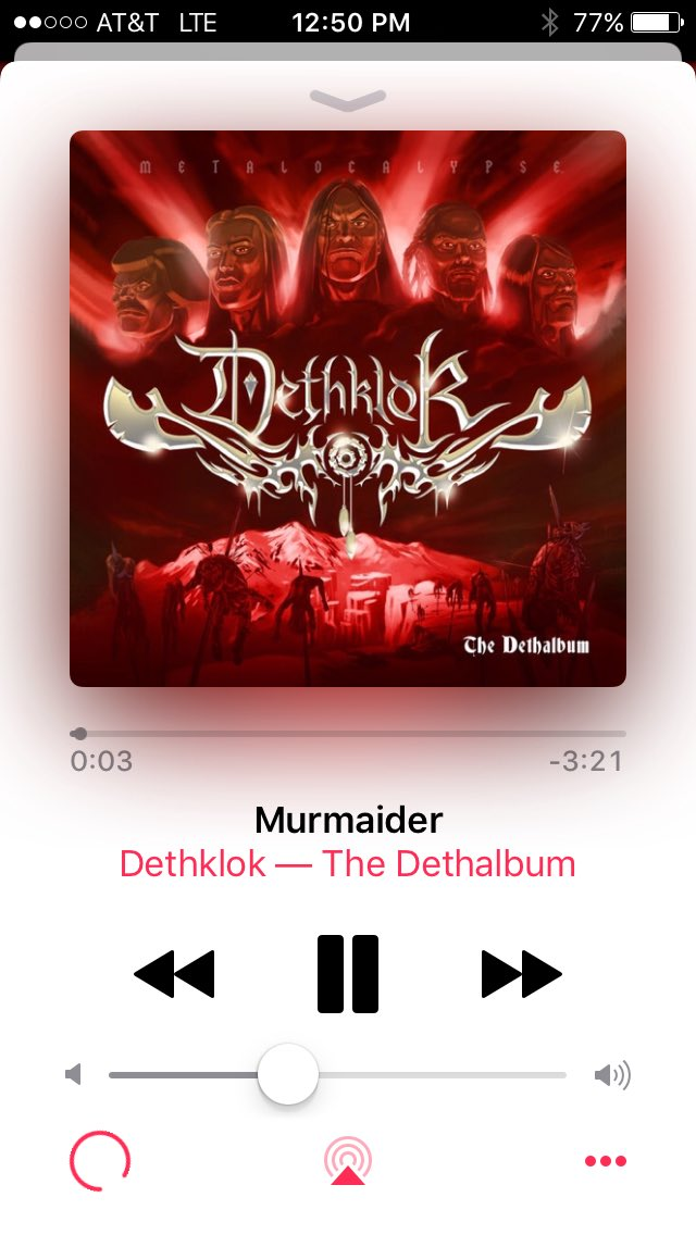 Best song ever #metalocalypse <br>http://pic.twitter.com/Tsdxd2DZmZ