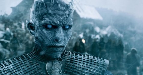 Why don't the White Walkers go *around* the Wall on #GameOfThrones? ht...