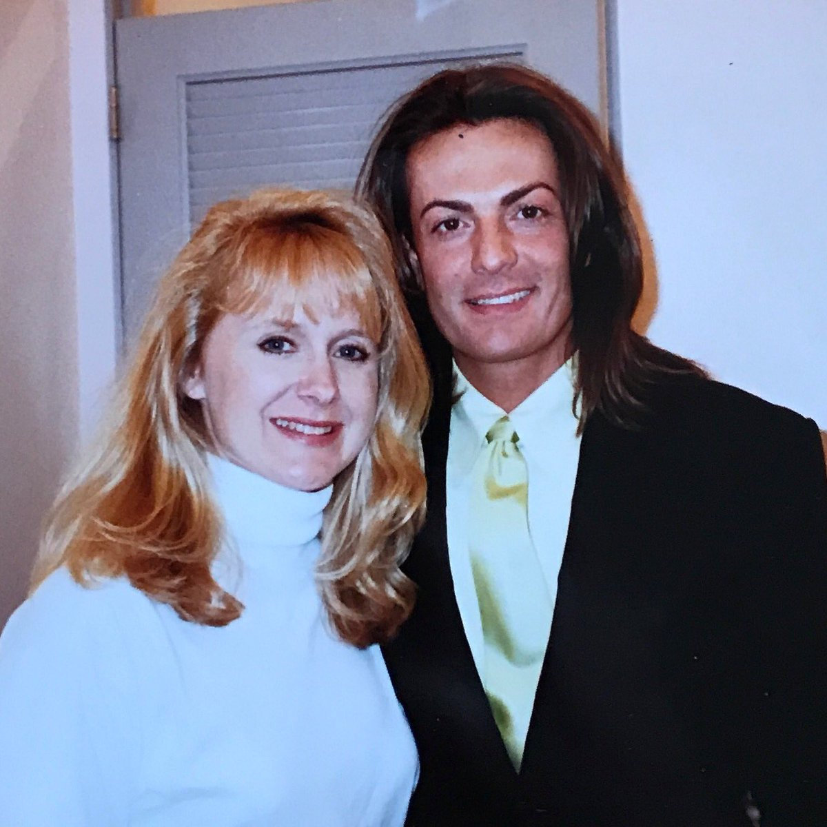 "Randy Fenoli On Twitter: ""My #TBT Picture Is Of Me With My"