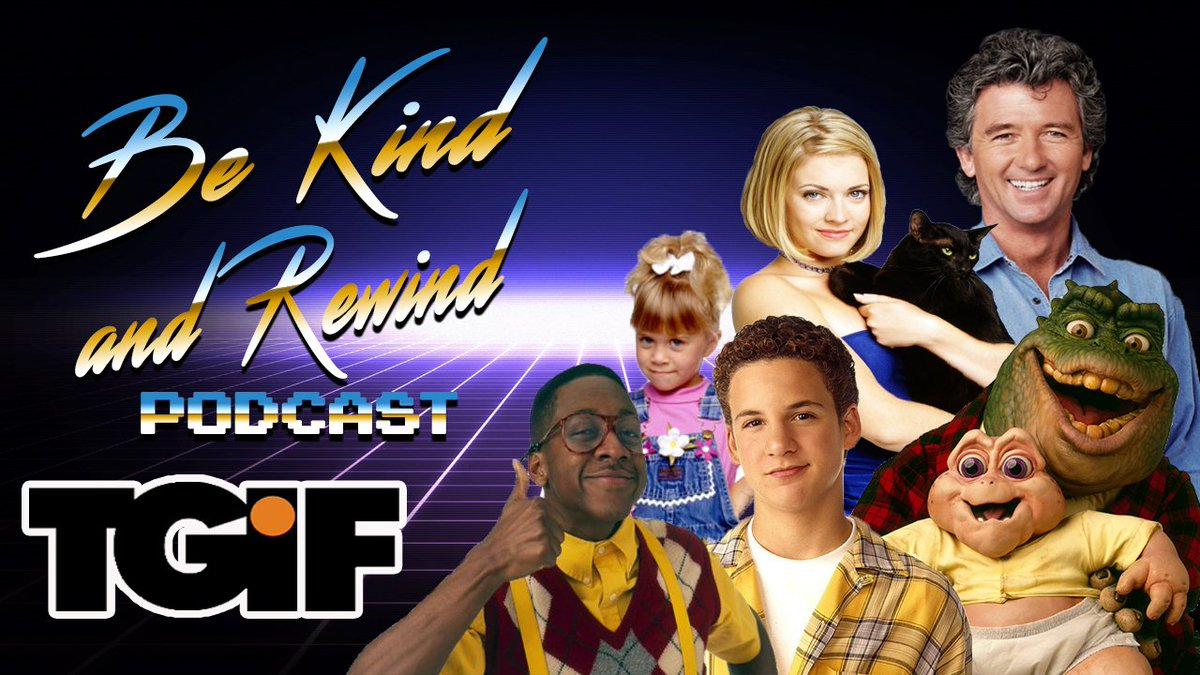 Next episode tonight @7pmET for Ultimate #90s #TGIF Lineups w/ @shawbag6 from @poopculture #podcast! #PodernFamily  https://www. youtube.com/watch?v=Mlo9ux absqs &nbsp; … <br>http://pic.twitter.com/PKETv9gboc