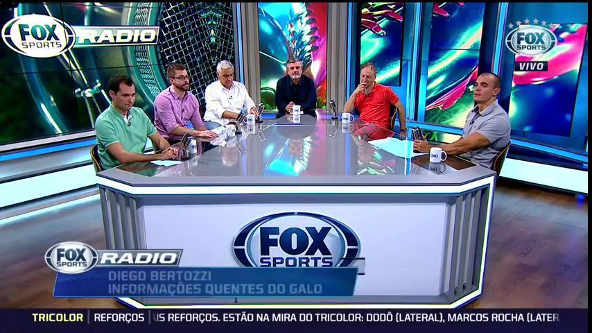 DEMITIDO! @diegobertozzi traz a info de que Roger Machado não é mais técnico do Atlético Mineiro. #FSRádioBrasil