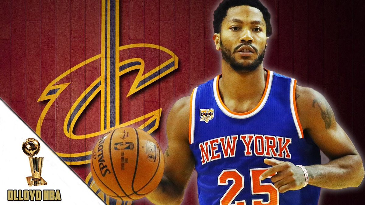 Derrick Rose To Join Cleveland Cavaliers?!  https://t.co/veoHzyQSbr  #...
