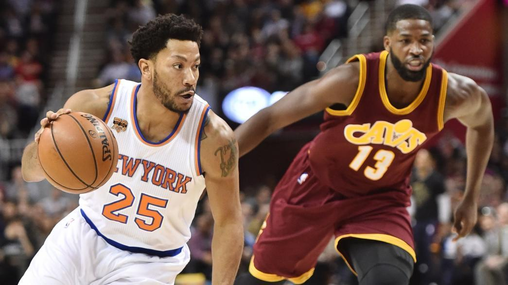 Report: Derrick Rose, Cleveland Cavaliers discussing deal  MORE: https...