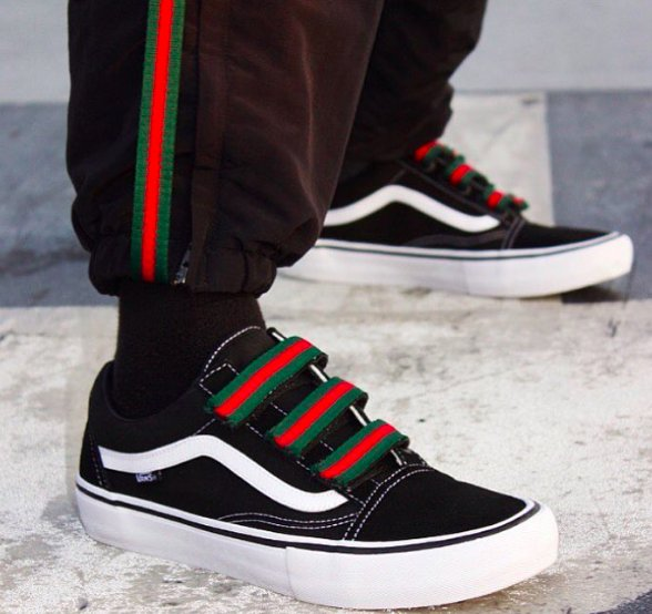 DESIRE On Twitter OUR FIRST 20 CUSTOM VANS X GUCCI SNEAKERS AVAILABLE NOW Tco MUzrTR6gA4